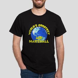 World's Greatest Air M.. (D) Dark T-Shirt