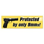 9mms Bumper Sticker
