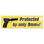 9mms Bumper Sticker