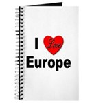 I Love Europe Journal