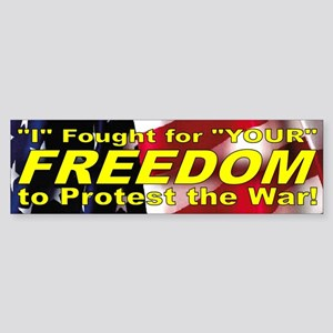 I Fought For Your Freedom 2