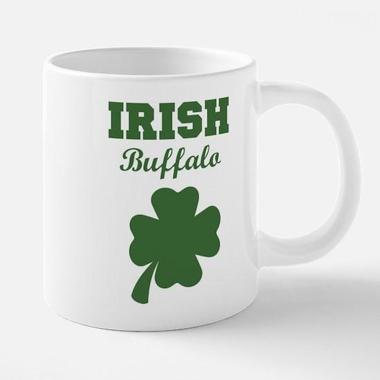 Irish Buffalo Mugs