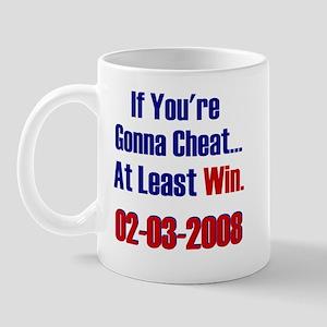 Cheaters Mug