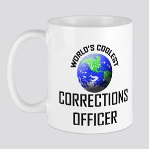 World's Coolest CORRECTIONS OFFICER Mug