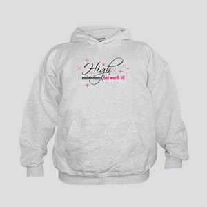 High Maintenance Kids Hoodie