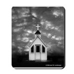Tiny Chapel Mousepad