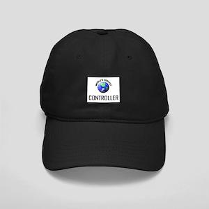 World's Coolest CONTROLLER Black Cap