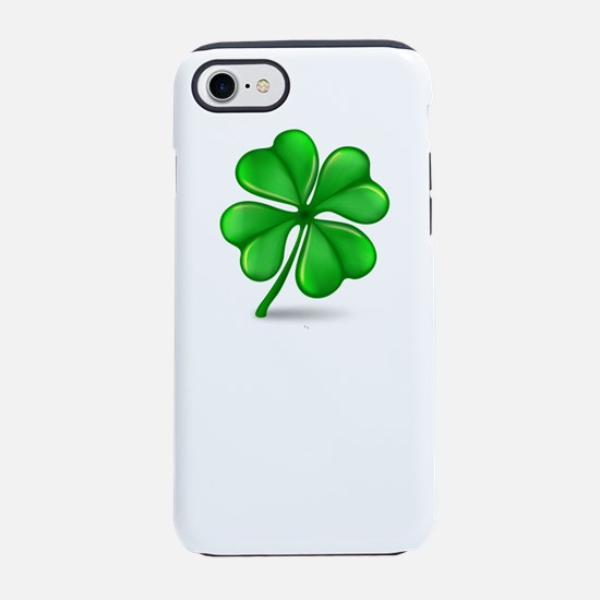 happy st patricks day iPhone 8/7 Tough Case
