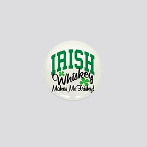 Irish Whiskey Mini Button