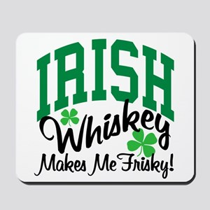 Irish Whiskey Mousepad