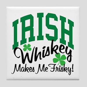 Irish Whiskey Tile Coaster