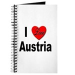 I Love Austria Journal