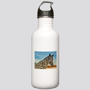 Big Spotted Mare Stainless Water Bottle 1.0L