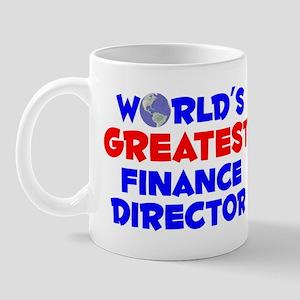 World's Greatest Finan.. (A) Mug
