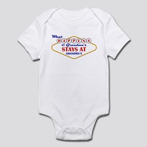 What Happens at Grandma's Infant Bodysuit