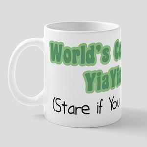 World's Coolest YiaYia Mug