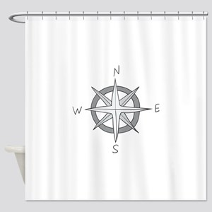 Pirate Shower Curtain