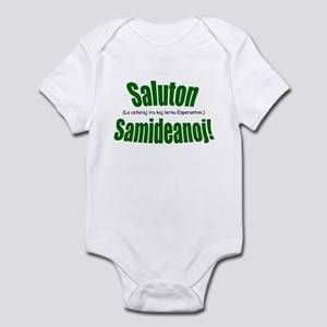 Samideano/Friend Infant Bodysuit
