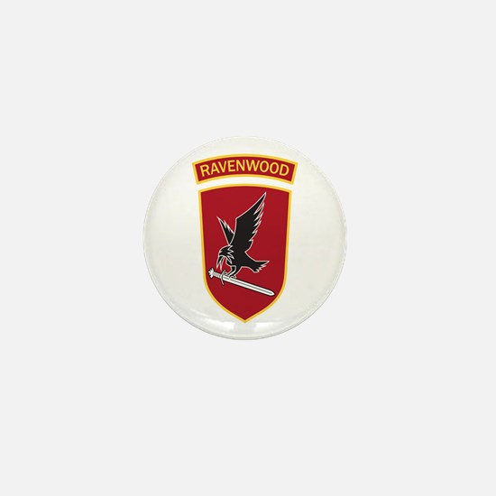 Ravenwood Mini Button