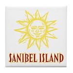 Sanibel Sol - Tile Coaster
