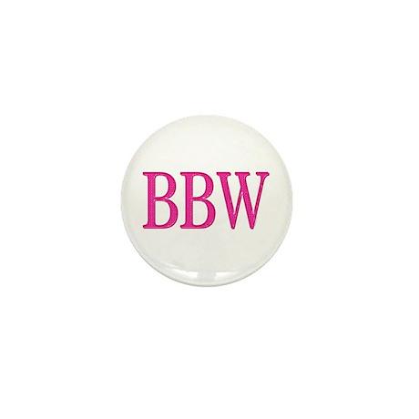 BBW Mini Button
