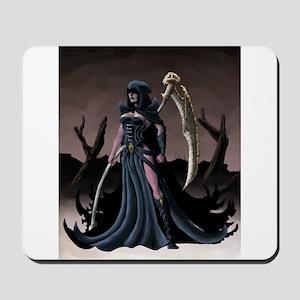 Fem Reaper Mousepad