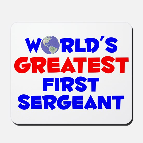 World's Greatest First.. (A) Mousepad