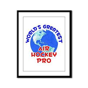 World's Greatest Air H.. (E) Framed Panel Print