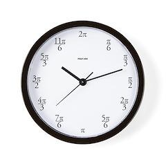 Clock in Terms of Pi