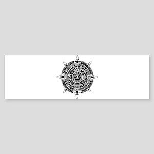 Aztec Bumper Sticker