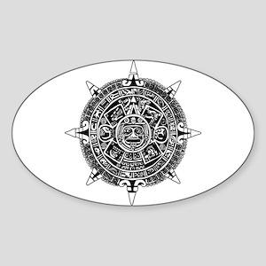Aztec Sticker