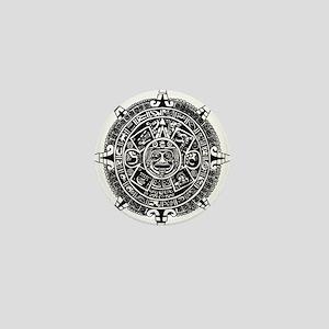 Aztec Mini Button
