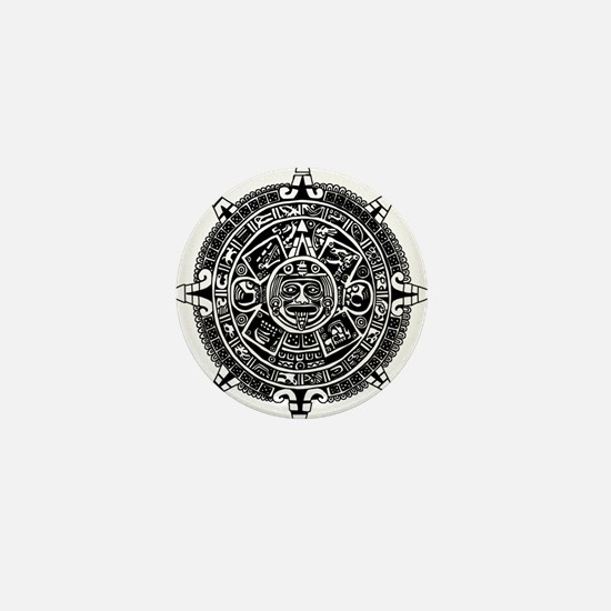 Aztec Mini Button