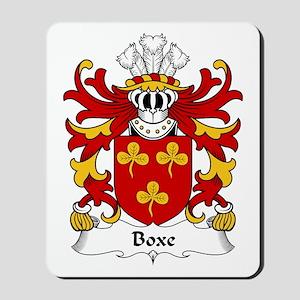 Boxe (or Coxe, South Wales) Mousepad