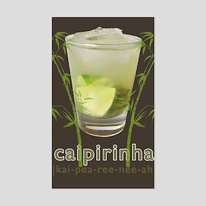 Caipirinha Rectangle Sticker