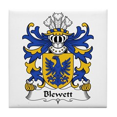 Blewett (Lords of Raglan) Tile Coaster