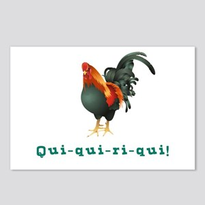 El Gallo Postcards (Package of 8)