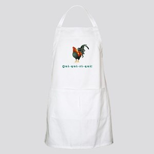 El Gallo BBQ Apron