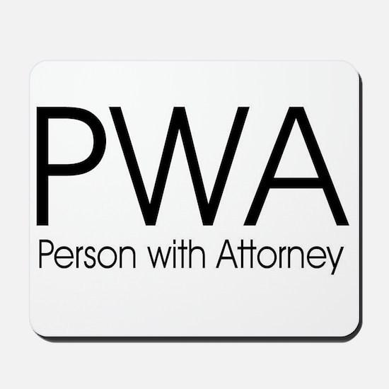 PWA Mousepad