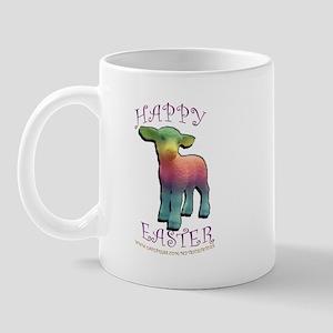 Cute Easter Lamb Design  Mug