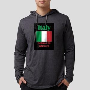 Schiavi Di Abruzzo Italy Long Sleeve T-Shirt