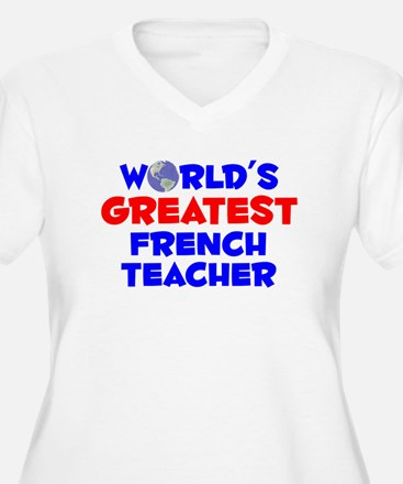 World's Greatest Frenc.. (A) T-Shirt