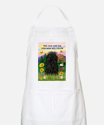 Free Your Hair.....Puli Apron