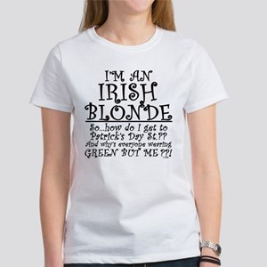 IRISH BLONDE Women's T-Shirt
