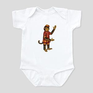CURIOUS MONKEY Infant Bodysuit