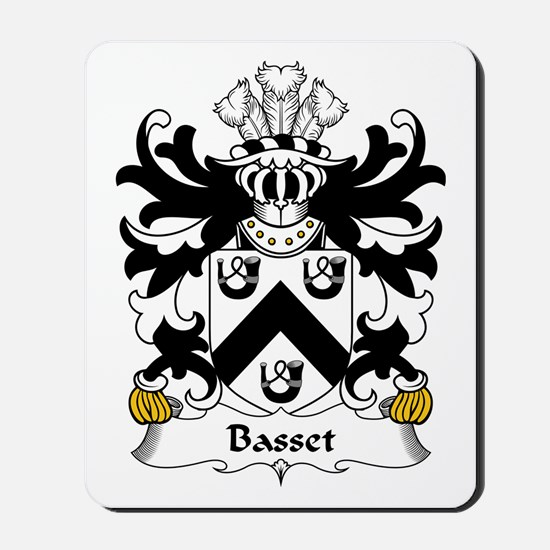 Basset (of Glamorgan) Mousepad