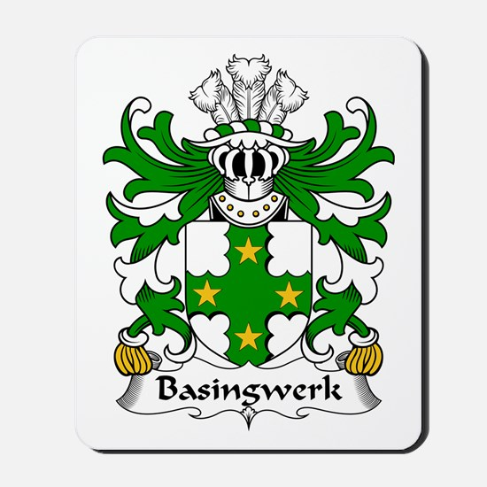 Basingwerk (Abbey, Flint) Mousepad