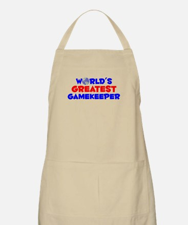 World's Greatest Gamek.. (A) BBQ Apron