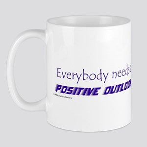 POSITIVE OUTLOOK Mug