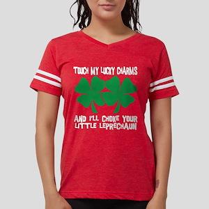 Touch My Lucky Charms Women's Dark T-Shirt